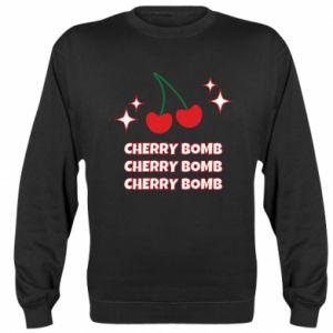 Bluza (raglan) Cherry bomb