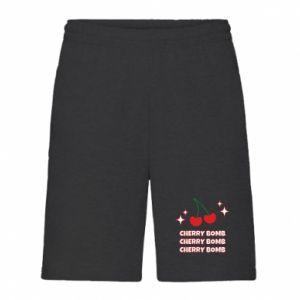 Men's shorts Cherry bomb
