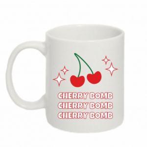Kubek 330ml Cherry bomb