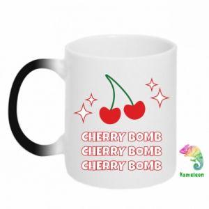 Kubek-magiczny Cherry bomb