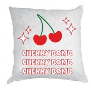 Pillow Cherry bomb
