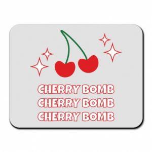 Mouse pad Cherry bomb
