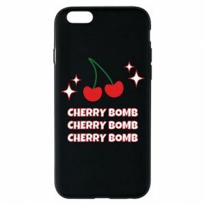 Etui na iPhone 6/6S Cherry bomb