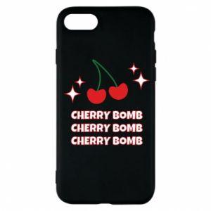 Phone case for iPhone 7 Cherry bomb