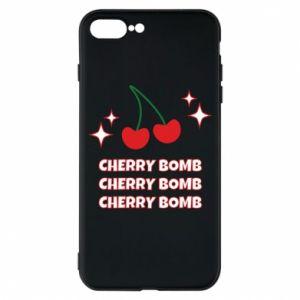 Etui na iPhone 7 Plus Cherry bomb