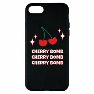 Etui na iPhone 8 Cherry bomb