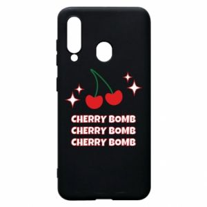 Phone case for Samsung A60 Cherry bomb