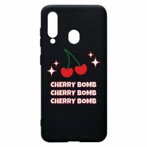Etui na Samsung A60 Cherry bomb