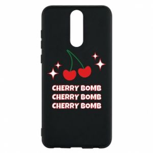 Phone case for Huawei Mate 10 Lite Cherry bomb