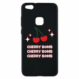 Etui na Huawei P10 Lite Cherry bomb