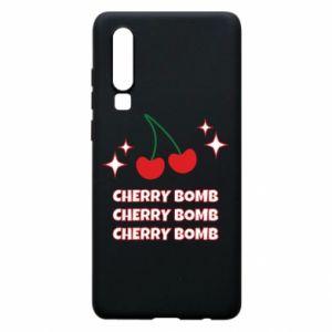 Etui na Huawei P30 Cherry bomb