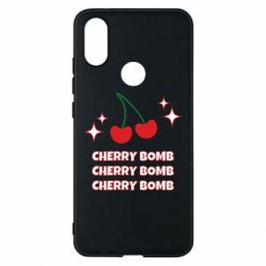 Etui na Xiaomi Mi A2 Cherry bomb