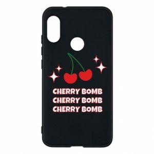 Phone case for Mi A2 Lite Cherry bomb