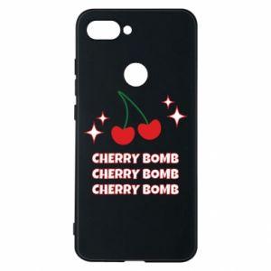Etui na Xiaomi Mi8 Lite Cherry bomb
