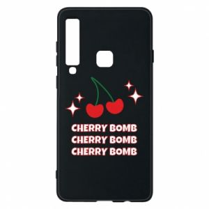Phone case for Samsung A9 2018 Cherry bomb