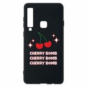 Etui na Samsung A9 2018 Cherry bomb