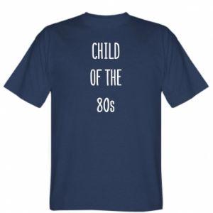 Koszulka męska Child of the 80s