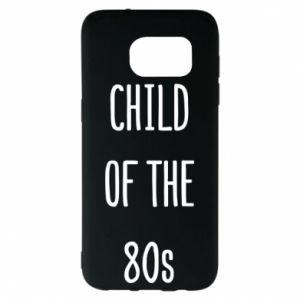 Etui na Samsung S7 EDGE Child of the 80s