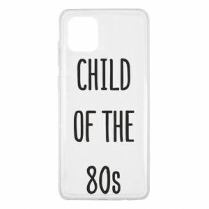 Etui na Samsung Note 10 Lite Child of the 80s