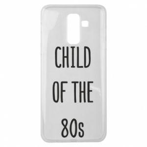 Etui na Samsung J8 2018 Child of the 80s