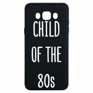 Etui na Samsung J7 2016 Child of the 80s