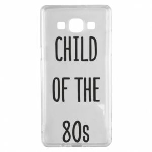 Etui na Samsung A5 2015 Child of the 80s