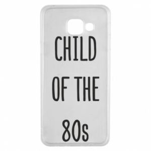 Etui na Samsung A3 2016 Child of the 80s
