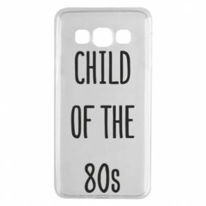 Etui na Samsung A3 2015 Child of the 80s