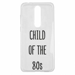 Etui na Nokia 5.1 Plus Child of the 80s