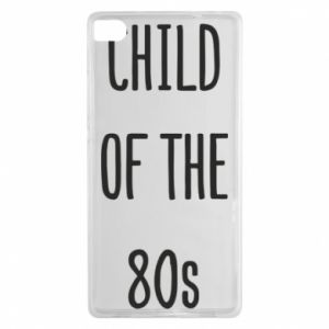 Etui na Huawei P8 Child of the 80s