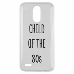 Etui na Lg K10 2017 Child of the 80s
