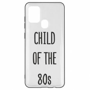 Etui na Samsung A21s Child of the 80s