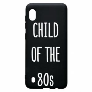 Etui na Samsung A10 Child of the 80s