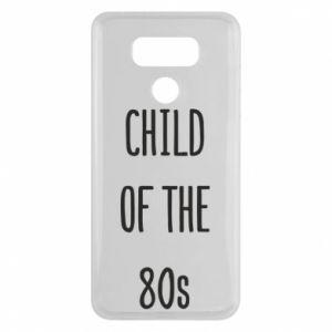 Etui na LG G6 Child of the 80s