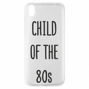 Etui na Huawei Y5 2019 Child of the 80s