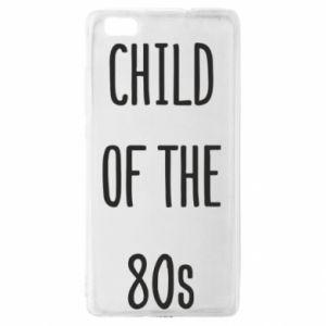 Etui na Huawei P 8 Lite Child of the 80s