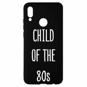 Etui na Huawei P Smart 2019 Child of the 80s