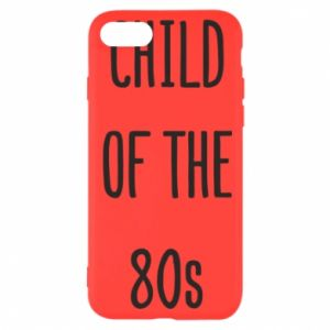 Etui na iPhone SE 2020 Child of the 80s