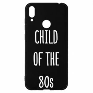 Etui na Huawei Y7 2019 Child of the 80s