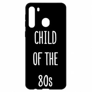 Etui na Samsung A21 Child of the 80s