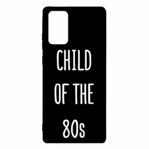 Etui na Samsung Note 20 Child of the 80s