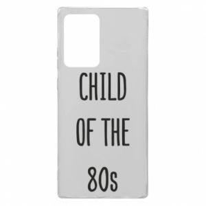 Etui na Samsung Note 20 Ultra Child of the 80s