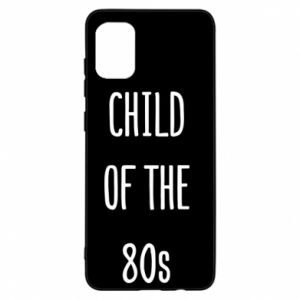 Etui na Samsung A31 Child of the 80s
