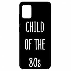 Etui na Samsung A51 Child of the 80s