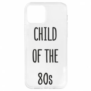 Etui na iPhone 12/12 Pro Child of the 80s