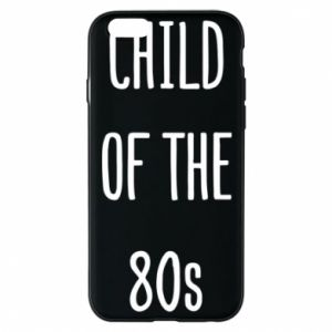 Etui na iPhone 6/6S Child of the 80s