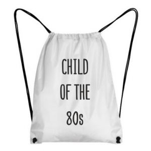 Plecak-worek Child of the 80s