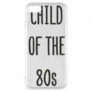 Etui na iPhone 7 Child of the 80s