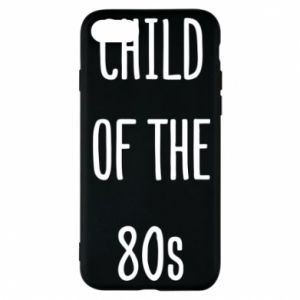 Etui na iPhone 8 Child of the 80s