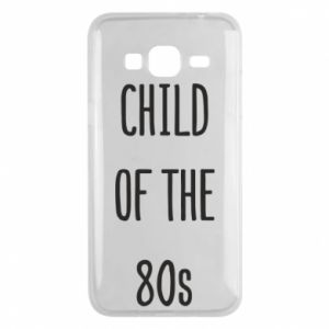 Etui na Samsung J3 2016 Child of the 80s
